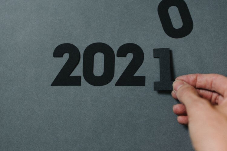 Wijzigingen in 2021
